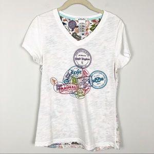 Authentic Disney Parks graphic t-shirt